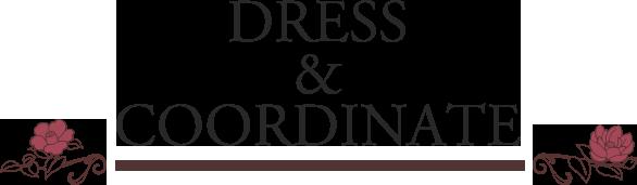 Dress & Coordinate