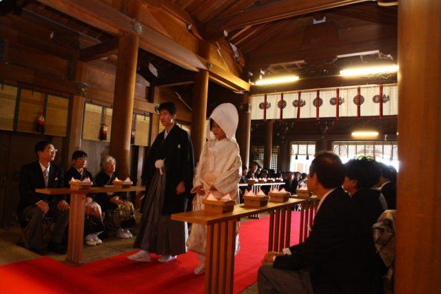 「神社+パーティープラン」ウエディングプランの画像