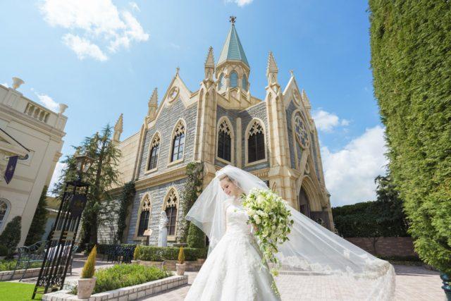 「大聖堂での憧れの挙式が叶う!大聖堂&ハウスウェディングプレミアムPlan」ウエディングプランの画像