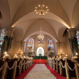 「純白の大聖堂・クラシック大聖堂 選べる2つの大聖堂比較フェア」ブライダルフェアの画像_2