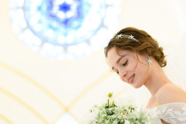 「1日まるごと!贅沢に結婚式場を使って                                                    安全安心のラグジュアリーウェディング」ウエディングプランの画像