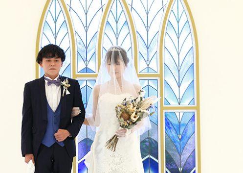 「K様&A様」の新郎新婦の声イメージ画像_01_03