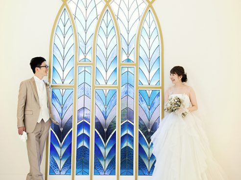Takuya様&Marina様 人前挙式の画像